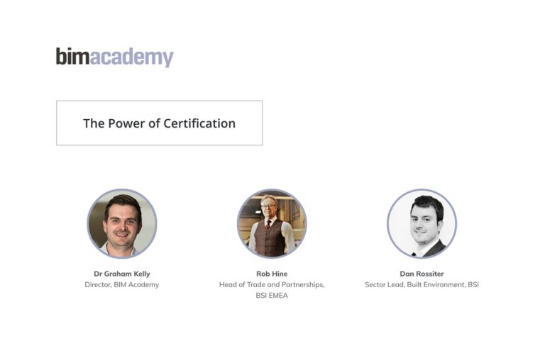 The Power of Certification