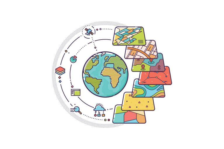 Exploring open source GIS software